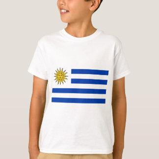 Uruguay flagga tröjor