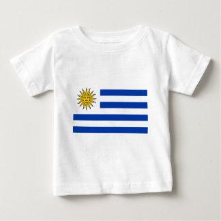 Uruguay flagga tshirts