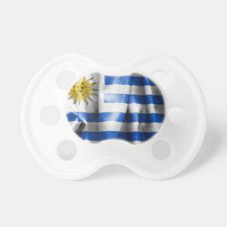 Uruguay flagganappar napp