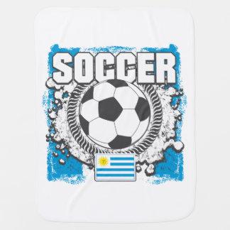 Uruguay fotboll bebisfilt