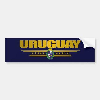 """Uruguay pride "", Bildekal"