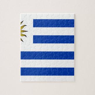 Uruguay Pussel