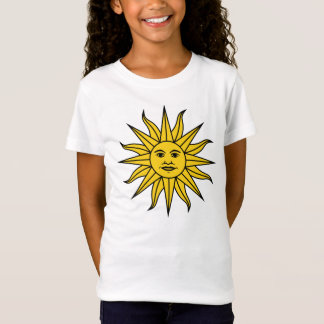 Uruguay solenoid de Mayo T-shirts