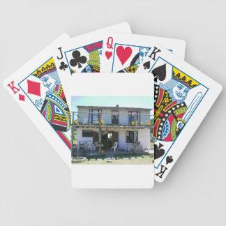 Uruguay stugabaksida spelkort
