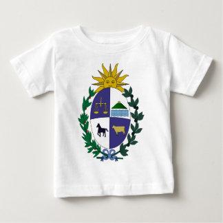 Uruguay vapensköld t-shirt