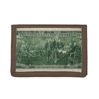 US 2 dollar räkning