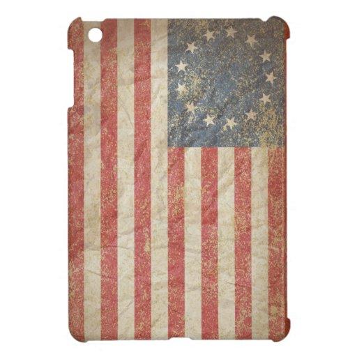 Us-flagga 1776 iPad mini fodral
