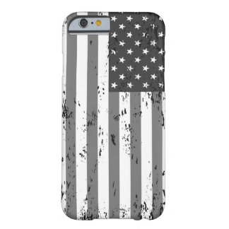 Us-flagga Barely There iPhone 6 Skal