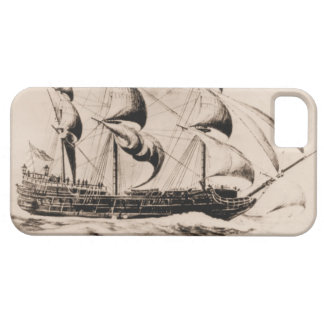 Us-frakt Bonhomme Richard Barely There iPhone 5 Fodral