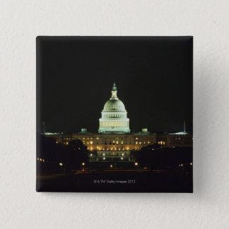 Us-huvudstadbyggnad, United States kongress, Standard Kanpp Fyrkantig 5.1 Cm
