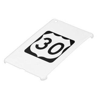 Us-rutt 30 undertecknar iPad mini skal