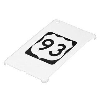 Us-rutt 93 undertecknar iPad mini mobil skydd