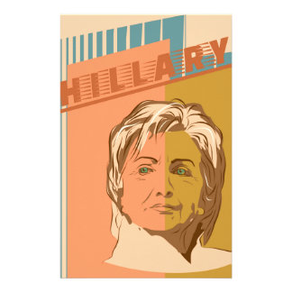 Us-Senator Hillary Rodham Clinton Brevpapper