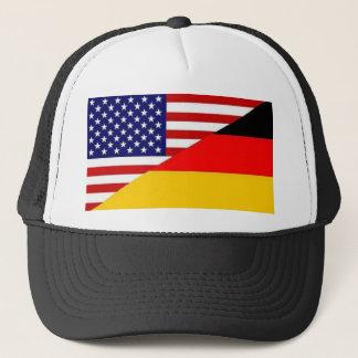 US-Tysk förhållande Truckerkeps