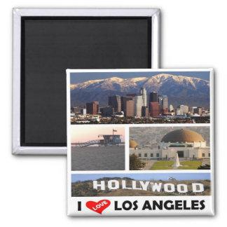 US - USA - Los Angeles som jag älskar