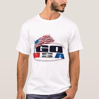 USA 2012 OSskjorta Tee Shirts