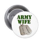 USA-armé fru-märkre Nål