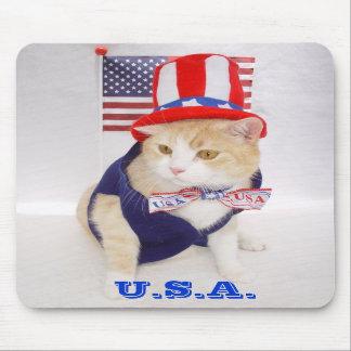 USA Bubba Mousepad Musmatta