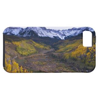 USA Colorado, rocky mountains, San Juan iPhone 5 Hud