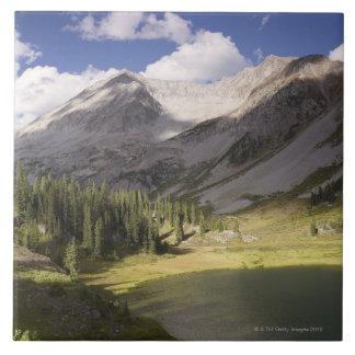 USA Colorado, sjö Geneva 2 Kakelplatta