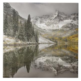 USA Colorado, White River nationalskog, Kakelplatta