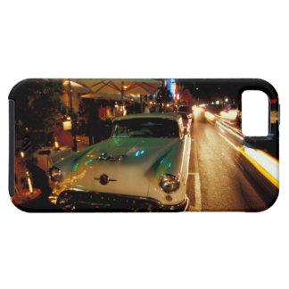 USA FL, Miami, södra strand på natten. 2 iPhone 5 Skydd