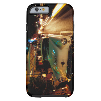 USA FL, Miami, södra strand på natten. 2 Tough iPhone 6 Case