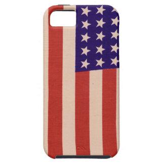 USA flagga iPhone 5 Case-Mate Skal