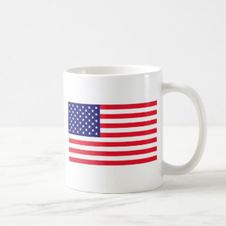 USA FLAGGA KAFFEMUGG