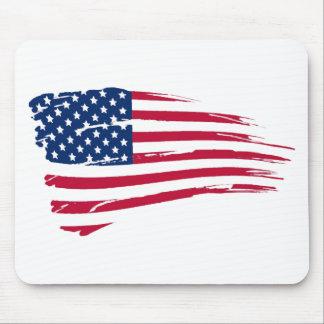 USA FLAGGA MUSMATTOR