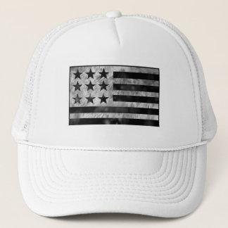 USA flagga Truckerkeps