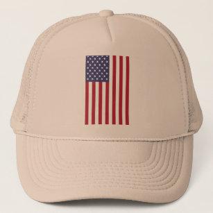 USA flaggahatt Truckerkeps 985be0348ba24