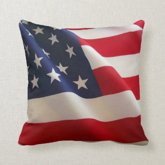 USA flaggan kudder Kudde