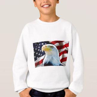 USA FLAGGAÖRN T-SHIRT