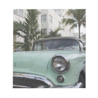 USA Florida, Miami Beach: Södra strand, 1956 3 Anteckningsblock
