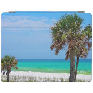 USA Florida. Palmträd på smaragdkusten iPad Skydd