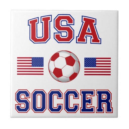 USA fotboll Kakelplatta Av Kerami