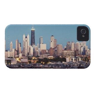 USA Illinois, nord kretsar i den Chicago panoramat Case-Mate iPhone 4 Skal