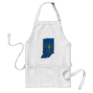 USA: Indiana (3d) Förkläde