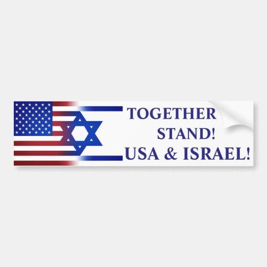 USA & ISRAEL! BILDEKAL