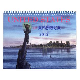 USA KALENDER