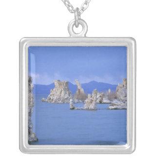USA Kalifornien, Mono sjö Silverpläterat Halsband