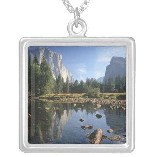 USA Kalifornien, Yosemite nationalpark, 5 Silverpläterat Halsband