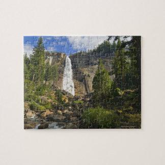 USA Kalifornien, Yosemite nationalpark, Nevada Pussel