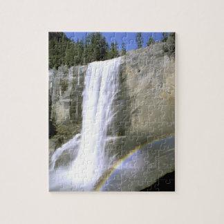 USA Kalifornien, Yosemite nationalpark. Vernal Pussel