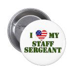 USA, KÄRLEK - Sergeant Pins