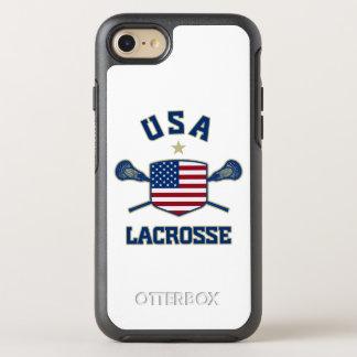 USA-Lacrossetelefon OtterBox Symmetry iPhone 7 Skal