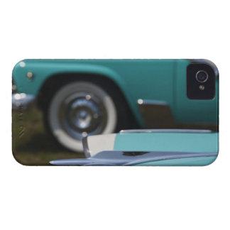 USA Massachusetts, Gloucester. 1950s-era Ford iPhone 4 Cover