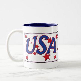 USA mugg