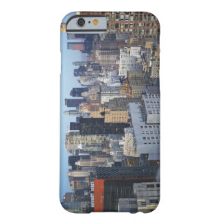 USA New York City, Manhattan horisont Barely There iPhone 6 Skal